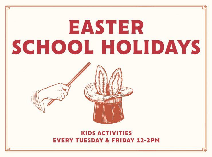 Easter School Holidays