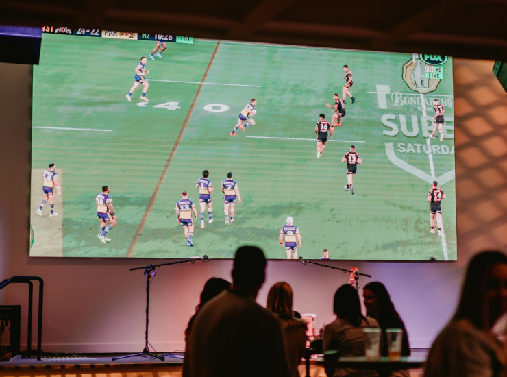 All NRL games Live & Loud