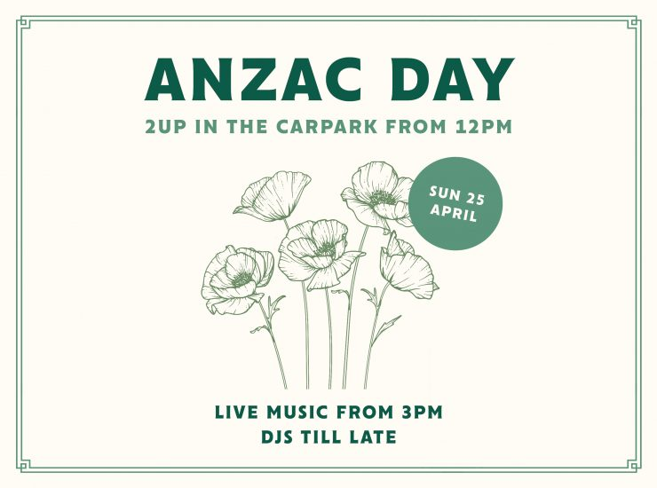 ANZAC Day at The Exchange