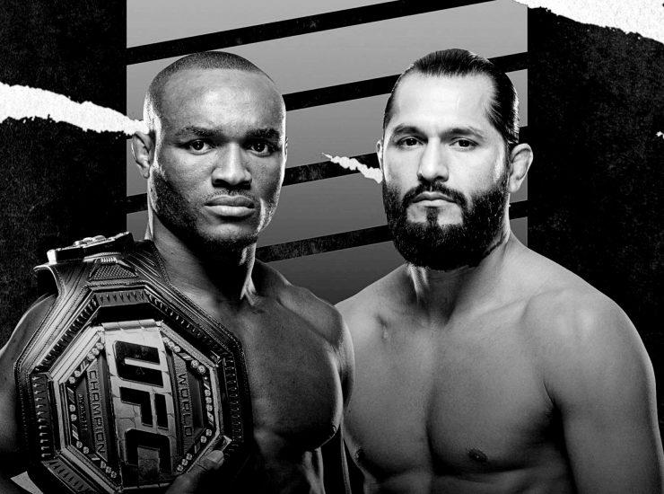 UFC 261: Usman vs Masdival